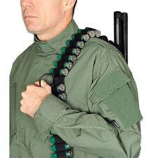 REMINGTON 870 TACTICAL SHOTGUN AMMO SLING/BANDOLEER (25 SHELLS) *100% USA MADE*
