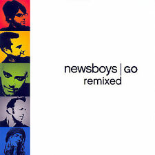 Go: Remixed by Newsboys (CD, May-2007, Inpop Records)