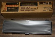 GENUINE SHARP TONER CARTRIDGE (BLACK) SF-830NT1 NOS LOW SHIPPING