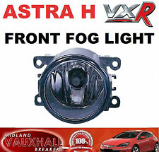 VAUXHALL ASTRA H MK5 2004-10 VXR FRONT FOG LAMP LIGHT NEW DRIVERS PASSENGER SIDE