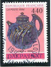 TIMBRE FRANCE OBLITERE N° 2857 ART THEIERE DE DALPAYRAT Photo non contractuelle