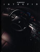 1994 Dodge Intrepid 16-page Original Car Dealer Sales Brochure Catalog