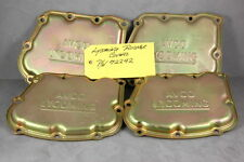 Lycoming O540 Aircraft Engine Rocker Covers P/n 72242