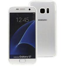 Custodia Crystal Full Body trasparente pr Samsung Galaxy S7 G930F cover case TPU