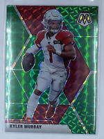 2020 Panini Green Mosaic Prizm #8 Kyler Murray Arizona Cardinals