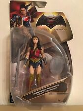 "Wonder Woman 6"" Action Figure-Batman V Superman Gal GADOT"