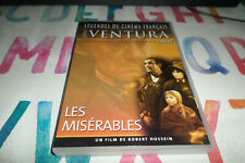 DVD -  LES MISERABLES - robert hossein / LINO Ventura MICHEL Bouquet / DVD
