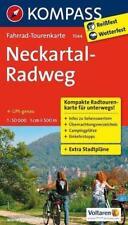 Neckartal-Radweg (2013, Karte)