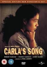 CARLA'S SONG SPECIAL EDITION DIRECTORS CUT KEN LOACH CARLYLE UK REGION 2 DVD NEW