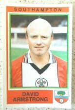 Panini football sticker 1985, David Armstrong, Southampton, 276