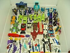 G1 TRANSFORMERS AND ACCESSORIES MIXED COLLECTION NO RESERVE