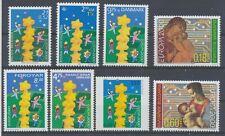 2000 Cept 7 Länder postfrisch (13567) ..........................................