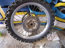 YZ 125 YAMAHA 1994 YZ 125 1994 REAR WHEEL