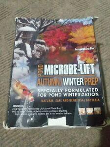 Pond Microbe-Lift Autumn/Winter Prep Kit