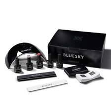 Bluesky Starter Kit Manicure UV/LED Gel Polish, Lamp, Tools