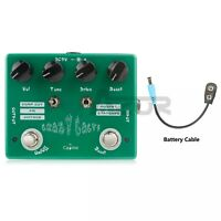 Caline CP-20 Crazy Cacti Overdrive Guitar Effect Pedal Guitar Overdrive Effect