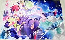 NO GAME NO LIFE Anime Manga Bettdeckenbezug Bettwäsche 150x220cm Neu