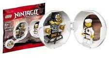 LEGO Zane's Kendo Training Pod 5005230 ***BRAND NEW POLYBAG***