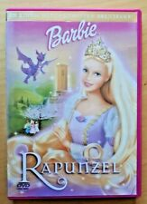 DVD Barbie: Rapunzel