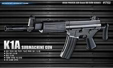 Academy K1A Submachine Gun Air Gun Airsoft Gun Rifle #17102