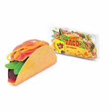 Candy TACO Gummy Sweets Look o Look Taco