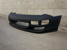 Fits Nissan 1990-1996 300ZX Coupe J spec Urethane front bumper bodykit Free Mesh