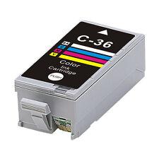 Ora inchiostro 1 x cli-36 ip100, ip110 colore CLI 36 Canon Colore