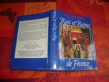 DUC DE CASTRIES ROIS ET REINES DE FRANCE TALLANDIER 1997