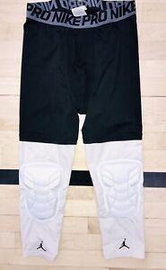 Nike JORDAN Pro COMBAT 3/4 Compression Tights PE PLAYER EXCLUSIVE SAMPLE XL T