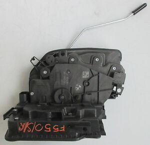 Genuine Used MINI O/S/R Drivers Rear Door Locking Actuator for F55 F54 - 7281944