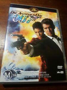 Die Another Day DVD James Bond 007 - Pierce Brosnan Halle Berry - FREE POST
