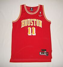 Vtg Reebok Yao Ming Houston Rockets HardWood Classic HWC Jersey Large NBA China