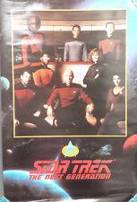1991 STAR TREK: Next Generation Crew Poster-Portal  22x34 Rolled (SVPO-114)