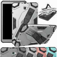 For Samsung Galaxy Tab 7.0 8.0 10.1 Tablet Shockproof Rugged Stand Case Cover
