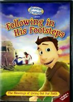 Brother Francis Following In His Footsteps New DVD Blessings of Living Our Faith