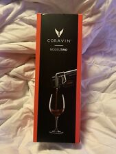 CORAVIN Model Two  Wine Preservation System NEW in Box