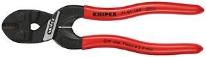 Knipex 71 01 160 Cobalt Bolt Steel Wire Power Side Cutter/Cutting Pliers 160mm