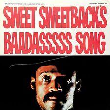Sweet Sweetback's Baadasssss Song ORIGINAL CAST SOUNDTRACK Peebles NEW VINYL LP