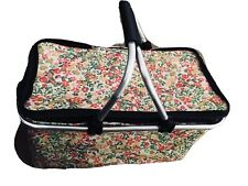 Insulated Food Carry Basket