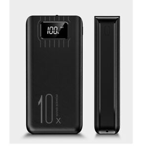 20000mah Portable Power Bank Charger 2usb Fast Charge Battery for iphone Android