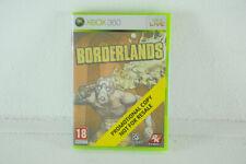 Borderlands Promotional Copy - NEW - Xbox - Xbox 360