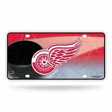 Detroit Red Wings Auto Metal Tag Car License Plate MTG
