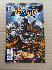 Detective Comics 2 .Dollmaker Intro -  DC 2011 - FN / VF