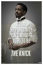 The Knick Algernon Tv Show Poster 17x11