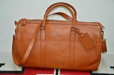 Ralph Lauren Full Leather Gentleman s Shoulder Duffle Bag 5a67a5668a