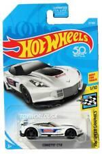 2018 Hot Wheels #27 HW Speed Graphics Corvette C7.R