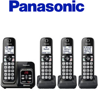 Panasonic KX-TGD564M Link2Cell Bluetooth Cordless Phone Answering Machine
