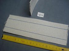 mèche plate lampe pétrole 70 mm par 205 mm (réf 44)