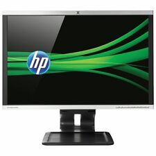 Used Black/Gray 24inch HP LED LCD Monitor