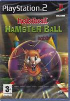 Ps2 PlayStation 2 HABITRAIL HAMSTER BALL nuovo sigillato vers. import inglese